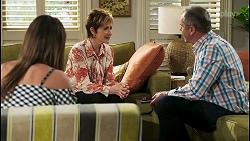 Bea Nilsson, Susan Kennedy, Karl Kennedy in Neighbours Episode 8564
