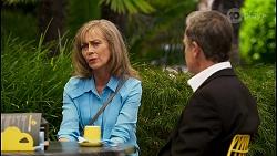 Jane Harris, Paul Robinson in Neighbours Episode 8564
