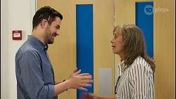 Curtis Perkins, Jane Harris in Neighbours Episode 8565
