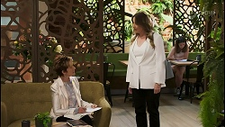 Susan Kennedy, Olivia Bell in Neighbours Episode 8565