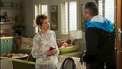 Susan Kennedy, Karl Kennedy in Neighbours Episode 8565