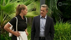 Harlow Robinson, Paul Robinson in Neighbours Episode 8565