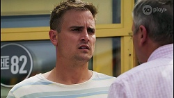 Kyle Canning, Karl Kennedy in Neighbours Episode 8566