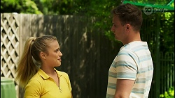 Roxy Willis, Kyle Canning in Neighbours Episode 8567
