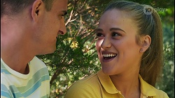 Kyle Canning, Roxy Willis in Neighbours Episode 8567