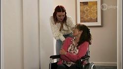 Nicolette Stone, Fay Brennan in Neighbours Episode 8567