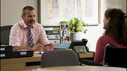 Toadie Rebecchi, Fay Brennan in Neighbours Episode 8567