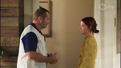 Toadie Rebecchi, Nicolette Stone in Neighbours Episode 8568