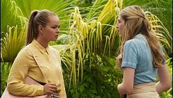 Harlow Robinson, Mackenzie Hargreaves in Neighbours Episode 8568