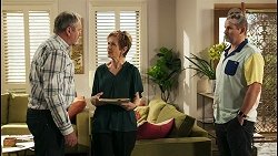 Karl Kennedy, Susan Kennedy, Toadie Rebecchi in Neighbours Episode 8569
