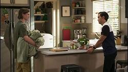 Brent Colefax, David Tanaka in Neighbours Episode 8569