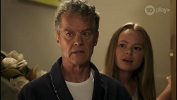 Paul Robinson, Harlow Robinson in Neighbours Episode 8569