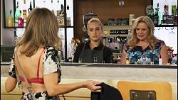 Jane Harris, Roxy Willis, Sheila Canning in Neighbours Episode 8570