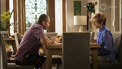 Toadie Rebecchi, Susan Kennedy in Neighbours Episode 8571