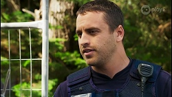 Constable Andrew Rodwell in Neighbours Episode 8571