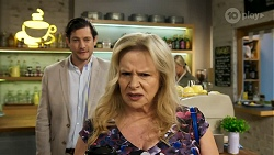 Finn Kelly, Sheila Canning in Neighbours Episode 8572