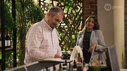 Karl Kennedy, Olivia Bell in Neighbours Episode 8572