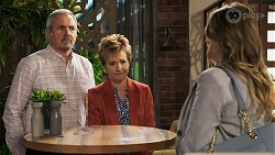 Karl Kennedy, Susan Kennedy, Olivia Bell in Neighbours Episode 8572