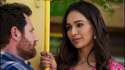 Shane Rebecchi, Dipi Rebecchi in Neighbours Episode 8573