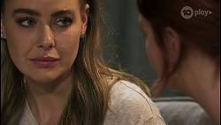 Chloe Brennan, Nicolette Stone in Neighbours Episode 8573