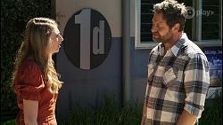 Mackenzie Hargreaves, Shane Rebecchi in Neighbours Episode 8575
