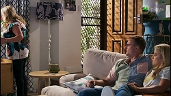 Sheila Canning, Kyle Canning, Roxy Willis in Neighbours Episode 8576