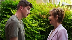 Hendrix Greyson, Susan Kennedy in Neighbours Episode 8576