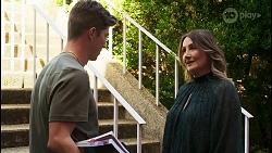 Hendrix Greyson, Olivia Bell in Neighbours Episode 8576