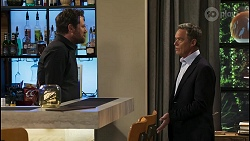 Shane Rebecchi, Paul Robinson in Neighbours Episode 8577