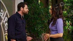 Shane Rebecchi, Dipi Rebecchi in Neighbours Episode 8577
