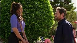 Dipi Rebecchi, Shane Rebecchi in Neighbours Episode 8577