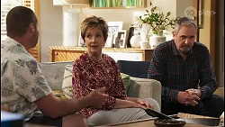 Toadie Rebecchi, Susan Kennedy, Karl Kennedy in Neighbours Episode 8578