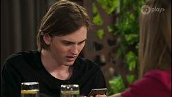 Brent Colefax, Harlow Robinson in Neighbours Episode 8579