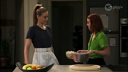 Chloe Brennan, Nicolette Stone in Neighbours Episode 8579