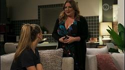 Chloe Brennan, Terese Willis in Neighbours Episode 8579