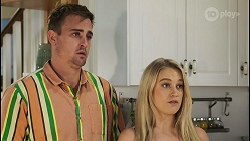 Kyle Canning, Roxy Willis in Neighbours Episode 8580
