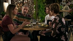 Bea Nilsson, Karl Kennedy, Hendrix Greyson, Susan Kennedy in Neighbours Episode 8582