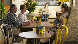 Karl Kennedy, Susan Kennedy, Olivia Bell in Neighbours Episode 8582