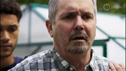 Levi Canning, Karl Kennedy in Neighbours Episode 8582