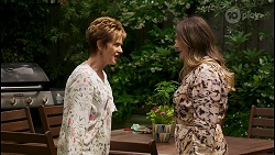 Susan Kennedy, Olivia Bell in Neighbours Episode 8583