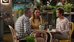 Karl Kennedy, Bea Nilsson, Susan Kennedy in Neighbours Episode 8584