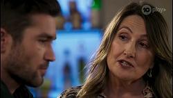 Ned Willis, Olivia Bell in Neighbours Episode 8584