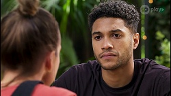 Bea Nilsson, Levi Canning in Neighbours Episode 8584