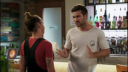Bea Nilsson, Ned Willis in Neighbours Episode 8584