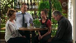 Susan Kennedy, Toadie Rebecchi, Bea Nilsson, Karl Kennedy in Neighbours Episode 8584