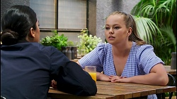 Yashvi Rebecchi, Harlow Robinson in Neighbours Episode 8585