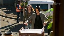Holden Brice in Neighbours Episode 8586