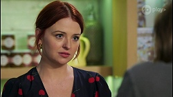 Nicolette Stone, Brent Colefax in Neighbours Episode 8586