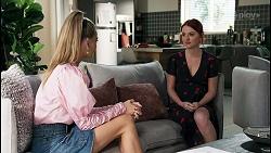 Chloe Brennan, Nicolette Stone in Neighbours Episode 8586