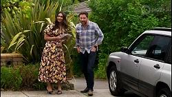 Dipi Rebecchi, Shane Rebecchi in Neighbours Episode 8587